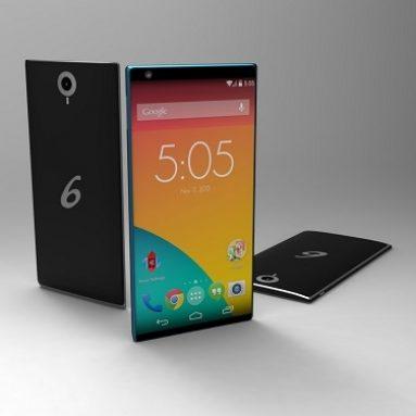 Разработкой Nexus 6 займутся китайцы?