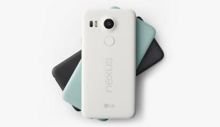 Nexus 6P и 5X против других флагманов 2015 года