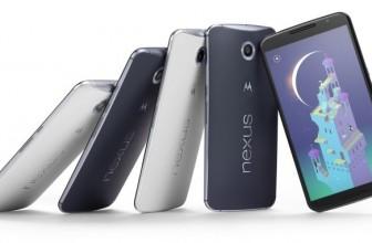 Nexus 6 официально представлен