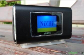 MP3-плеер NiZhi TT6 обзор характеристик, разборка, увеличение батареи