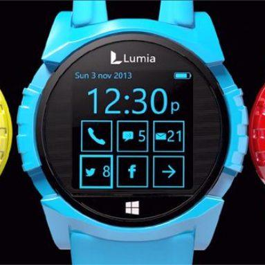 Nokia готовит к выпуску Lumia SmartWatch