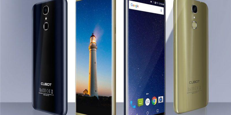 Обзор Cubot X18 – самый дешевый смартфон с соотношением дисплея 18:9