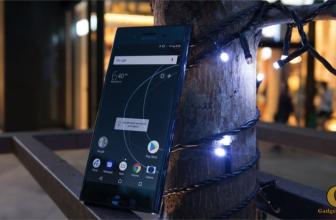 Sony готовит безрамочный смартфон