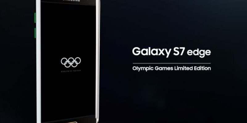 Samsung Galaxy S7 и S7 edge Olympic Games Edition представлены официально