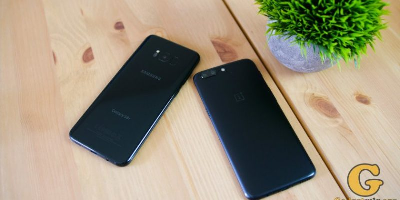 OnePlus 5 VS Samsung Galaxy S8