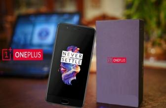 Компания OnePlus показала безрамочный 5T