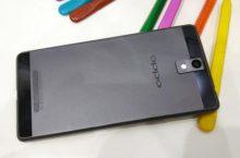 Oppo представила самый тонкий смартфон в мире!