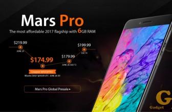 Почему смартфон Mars Pro может стать Вашим новым телефоном