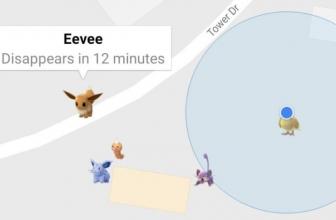 PokeDetector: это приложение сообщит о наличии вблизи покемона без запущенного Pokemon Go