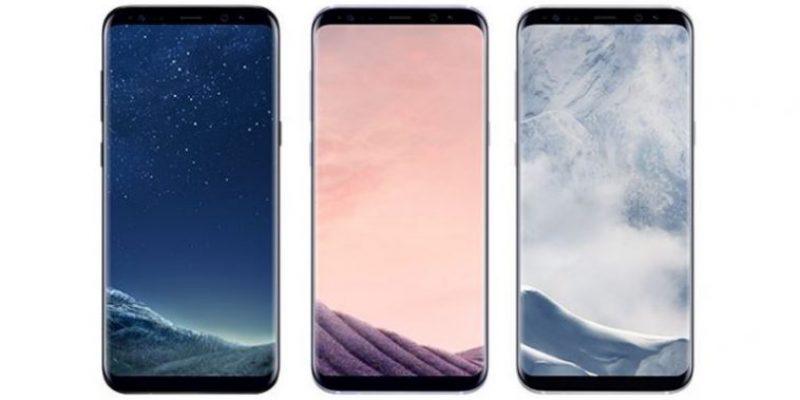 Полный список спецификаций Samsung Galaxy S8 и S8 Plus