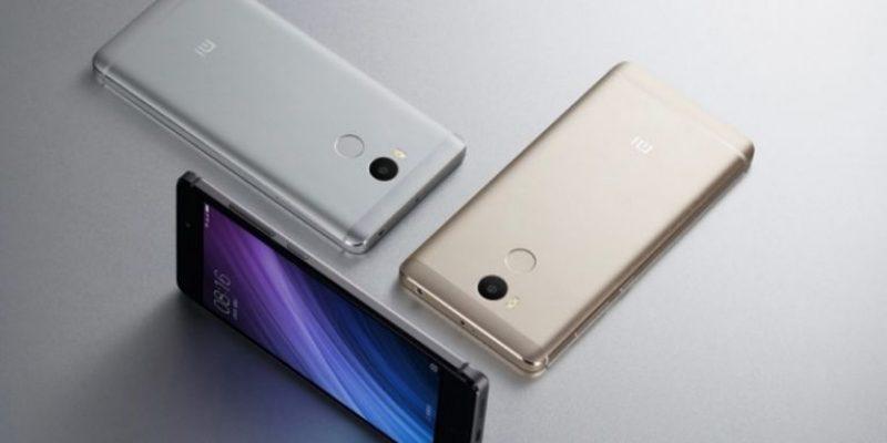 Xiaomi официально представила три смартфона семейства Redmi 4