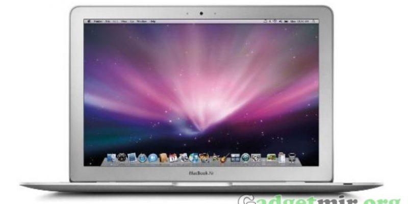 Retina MacBook Air приземлится в первом квартале 2015 года [Слухи]