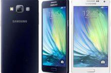 Samsung Galaxy A5: утечка цены и технических характеристик смартфона
