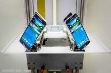 Samsung рассказал как Galaxy Alpha изготовляется и поддается испытанию