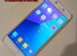 Предположительные фотографии смартфона Samsung Galaxy C7 Pro