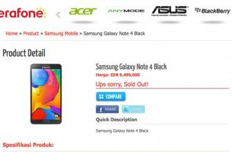 Samsung Galaxy Note 4 появился в китайском интернет-магазине