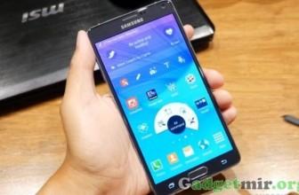 В России для Samsung Galaxy Note 4 доступно обновление до Android 5.1.1