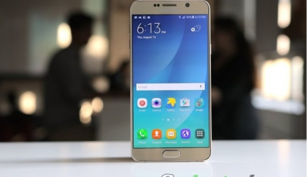 Samsung Galaxy Note 5 будет запущен в Европе