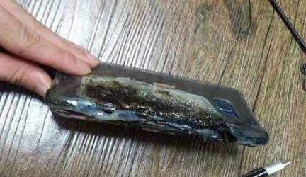 Обязательное обновление Galaxy Note 7 ограничит заряд батареи до 60%
