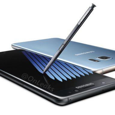 Повторный старт продаж Galaxy Note 7 в Европе ожидается в ноябре.