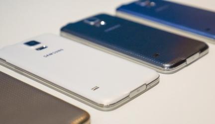 Время автономной работы Samsung Galaxy S5 впечатляет!