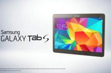 Официальные фото Samsung Galaxy Tab S 10.5