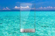 Смартфоны Sharp Aquos Crystal практически не имеют рамок вокруг экрана