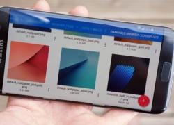 Обои Samsung Galaxy Note 7 [Скачать]
