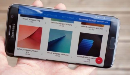 Обои Samsung Galaxy Note 7 [Скачать]