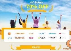 Скидка до 70% на брендовые товары в магазине Gearbest
