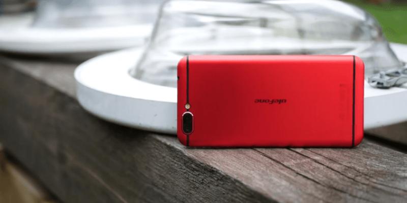 Ulefone T1 – привычный дизайн с приятным функционалом