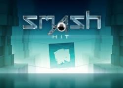 Smash Hit: продвигайтесь по чужому измерению разбивая стекла и кристаллы