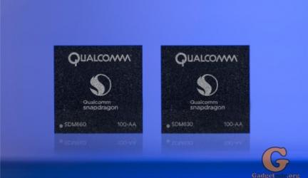 Встречайте два новых процессора – Qualcomm Snapdragon 660 и Snapdragon 630