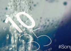 Sony дразнит водонепроницаемым устройством, возможно это Xperia M4 Aqua?