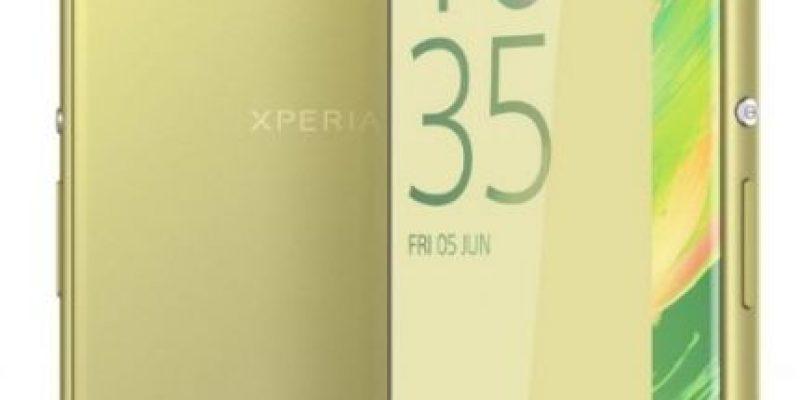 Sony Xperia XA Ultra – смартфон для любителей селфи
