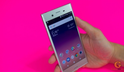 Sony Xperia XZ1 – флагманский смартфон с множеством достоинств [Обзор]