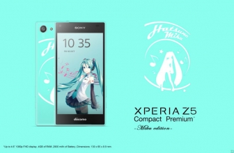 Sony Xperia Z5 Compact Premium японская версия с 1080p дисплеем