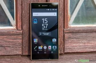 Смартфон Sony Xperia Z5 – впечатления, дизайн и производительность[Обзор]