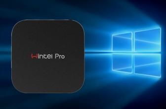 Только сейчас 50% скидки на TV Box Wintel Pro CX-W8 и MX4