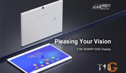 Teclast T10 – мощный планшет с лучшей ценой [Акция]