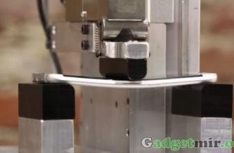 Тест на изгиб Samsung Galaxy S6 Edge [Видео]