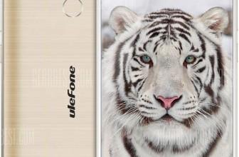 В Gearbest новинка Ulefone Tiger всего за $99.99