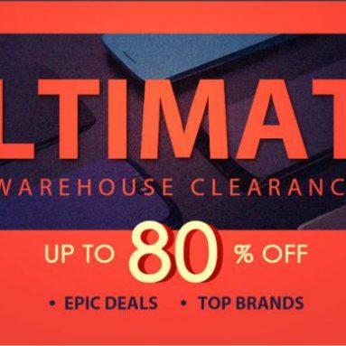 Ultimate – конечная распродажа на Gearbest