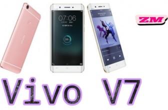 Vivo V7 — стильный и суперлегкий смартфон для любителей селфи