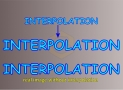 What is Android Smartphone's Camera Interpolation?