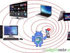 Как использовать Android-смартфон или планшет в качестве модема с точкой доступа?