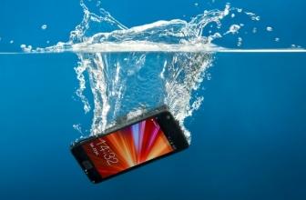 Смартфоны Xiaomi будут влагозащищенными и противоударными
