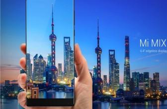 Xiaomi разрабатывает новый концепт Mi Mix 2