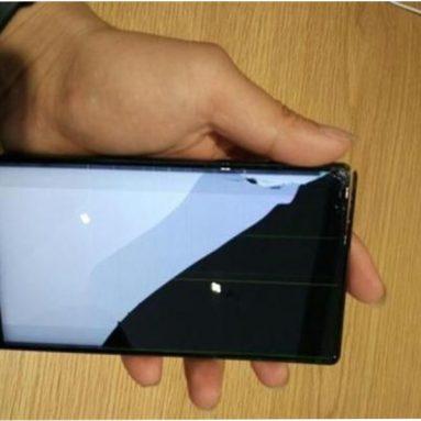 Xiaomi Mi Mix – один из самых хрупких телефонов!