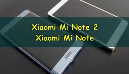 Делаем ставки: Xiaomi Mi Note 2 vs Xiaomi Mi Note [обзор]